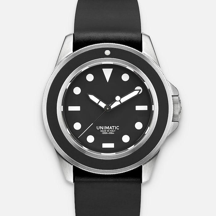 A Unimatic watch