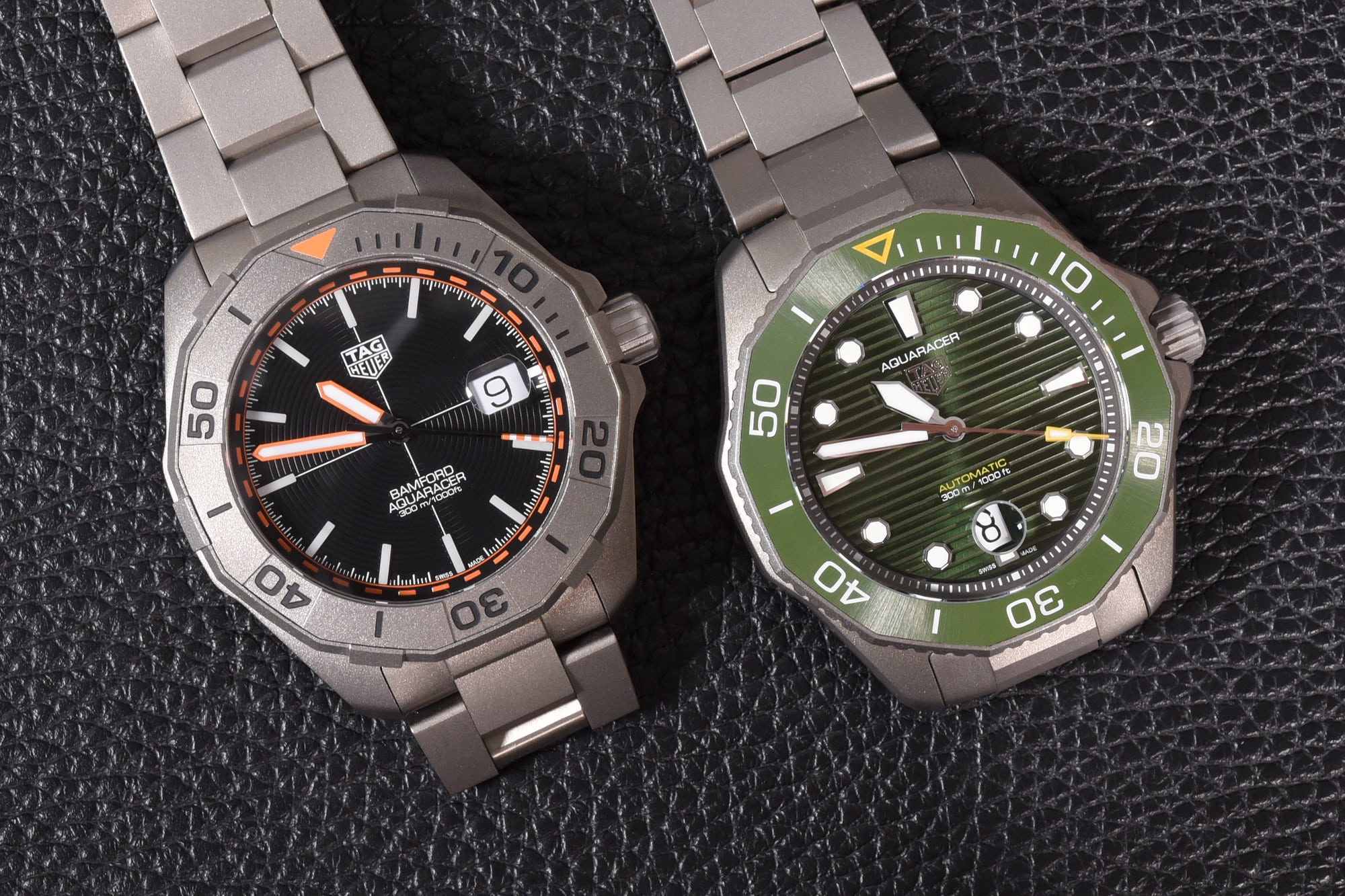Hands-On: My Watch Of The Summer? It's A Contest Between Two Aquaracers.