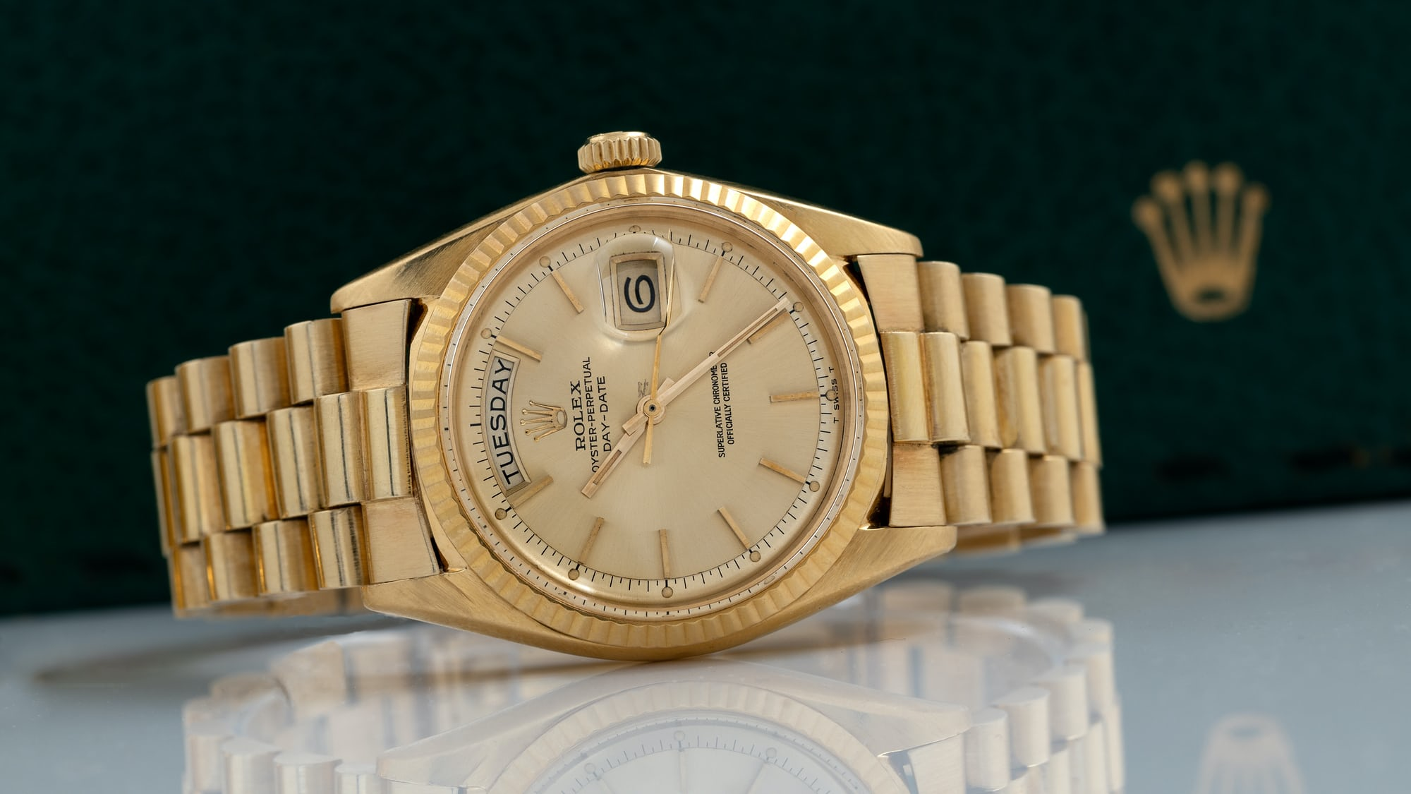 Grails: The Long Wait: On Owning A Rolex Day-Date