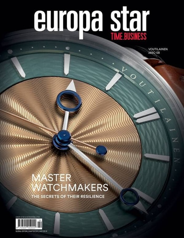 Europa Star cover
