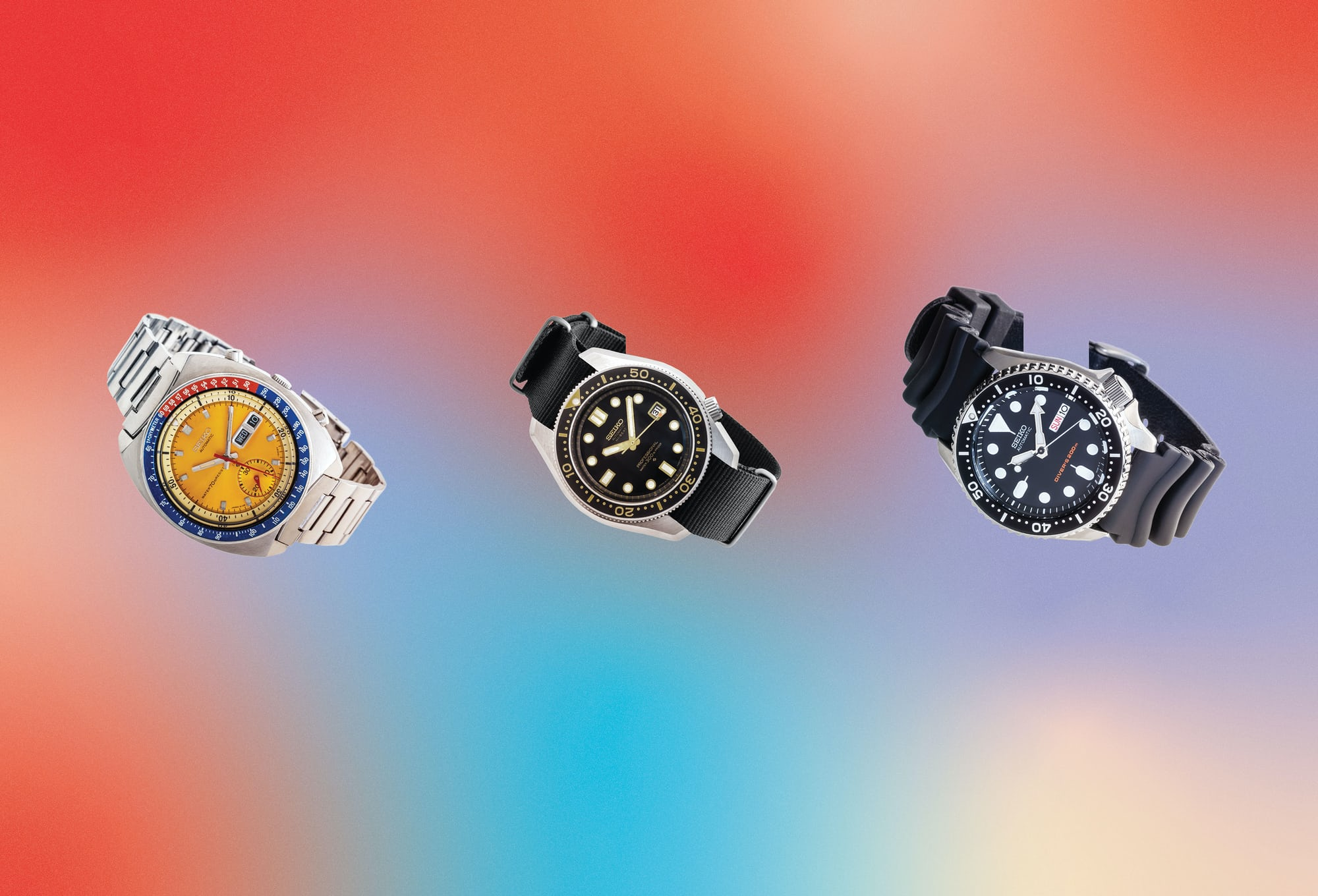 Magazine Feature: Our 10 Favorite Seikos Of All Time