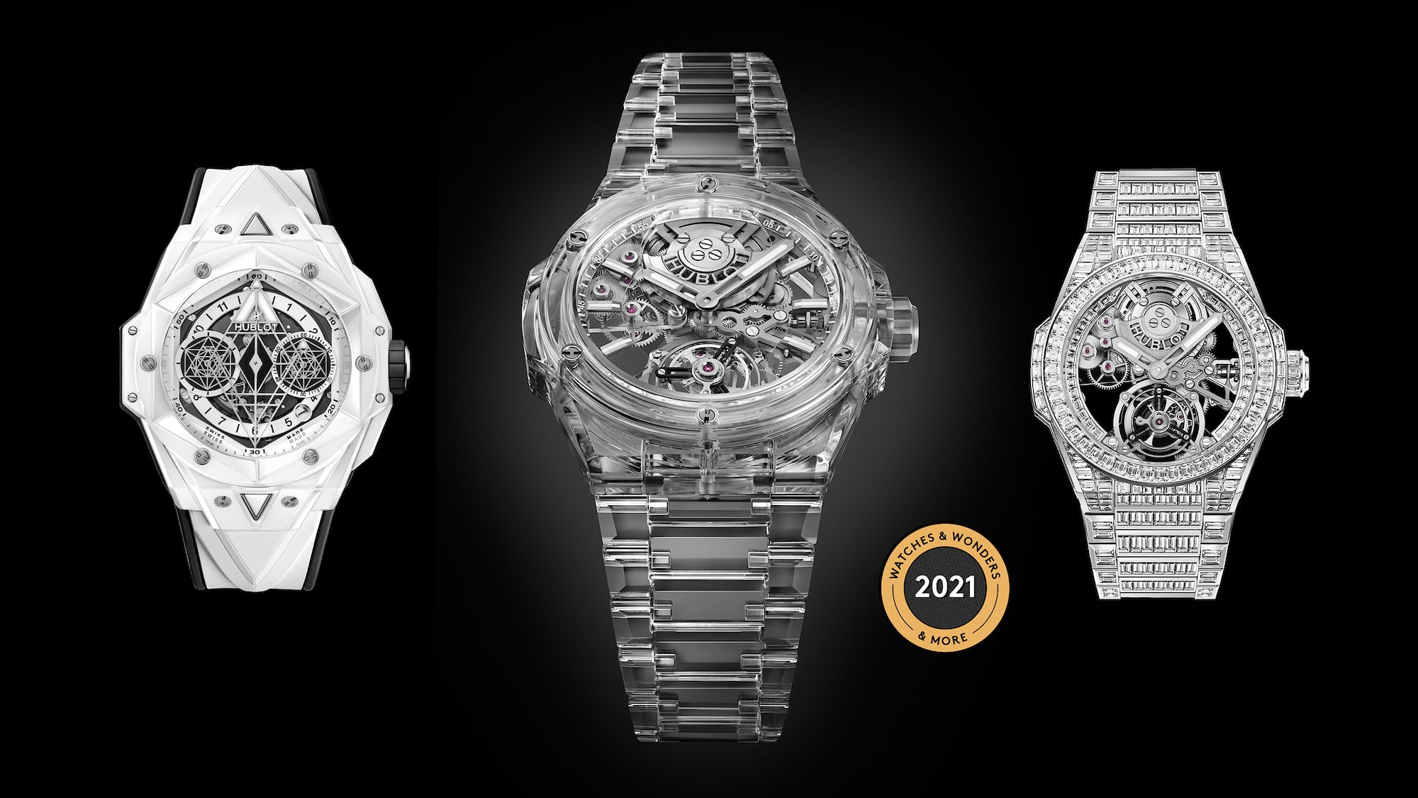 Introducing: All Of The Wild New Releases From Hublot