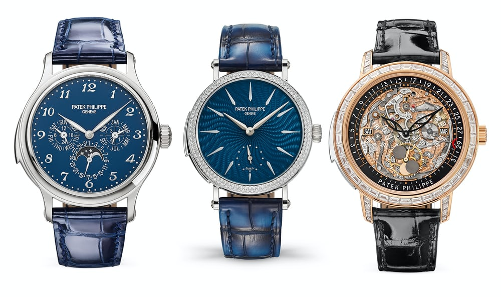 Introducing: Patek Philippe Launches 3 New Repeaters At 'Rare Handcrafts' Geneva - HODINKEE