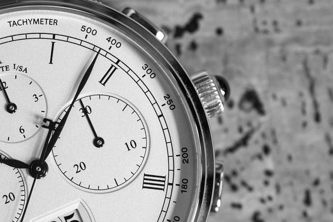 Watch 101 - Chronograph