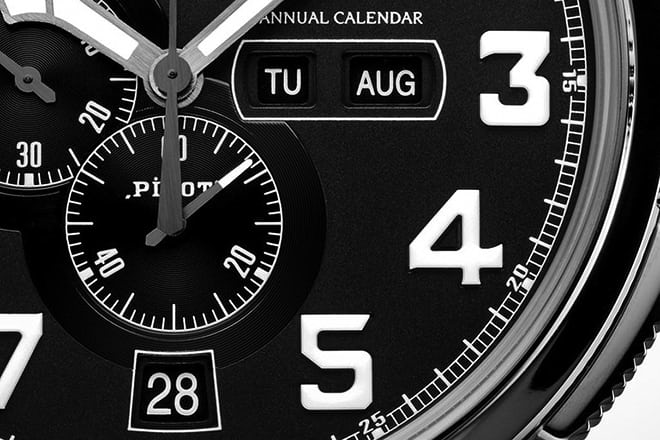 Watch 101 - Annual Calendar