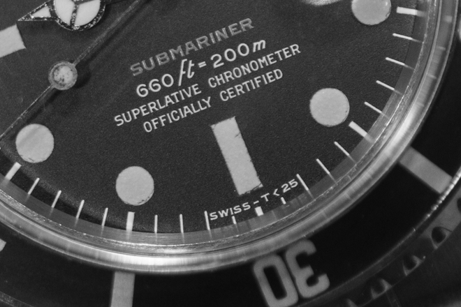 Watch 101 - Chronometer