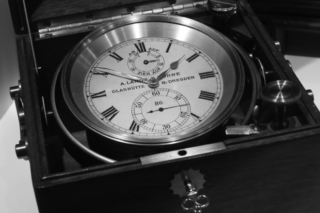 Watch 101 - Marine Chronometer