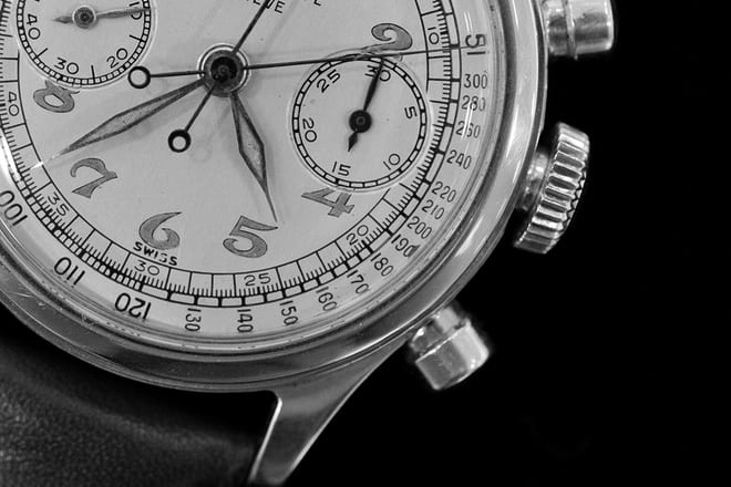Watch 101 - Split-Seconds Chronograph