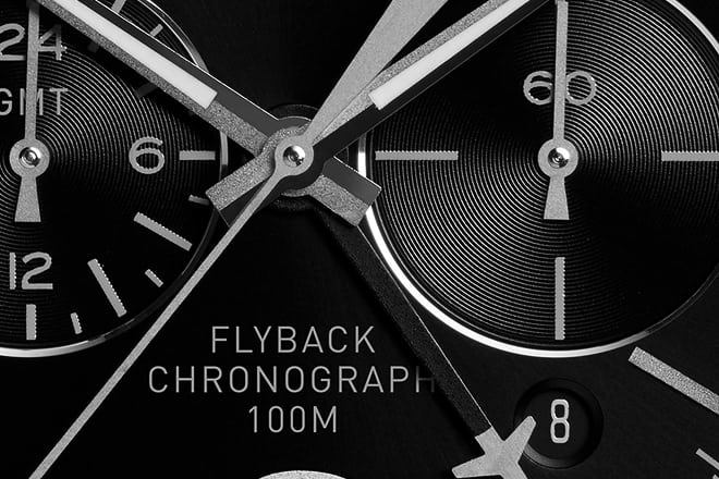 Watch 101 - Fly-Back Chronograph