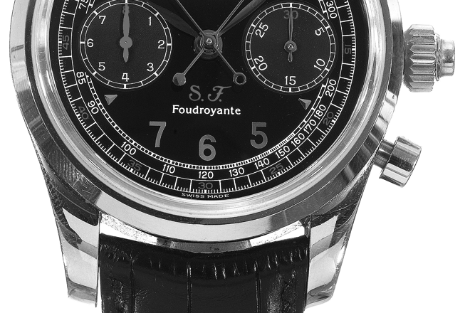 Watch 101 - Foudroyante