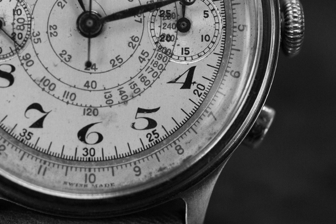 Watch 101 - Tachymeter